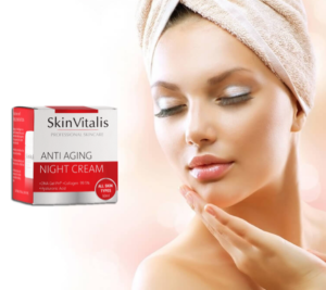 SkinVitalis cremă, ingrediente, cum să aplici, cum functioneazã, efecte secundare