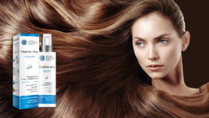 Vitahair Max spray, ingrediente, cum să aplici, cum functioneazã, efecte secundare