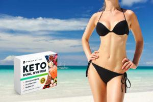 Keto Dual System capsule, ingrediente, compoziţie, cum să o ia, cum functioneazã, efecte secundare, prospect