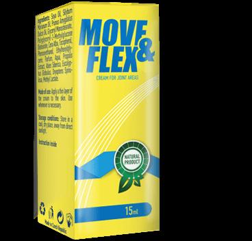 Move&Flex cremă - ingrediente, compoziţie, cum să aplici, cum functioneazã, prospect, pareri, forum, preț, de unde să cumperi, farmacie, comanda, catena - România
