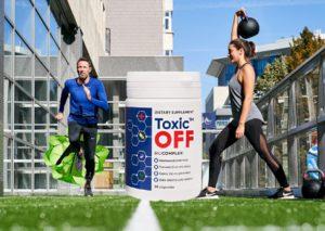 Toxic Off capsule, ingrediente, compoziţie, cum să o ia, cum functioneazã, efecte secundare, prospect