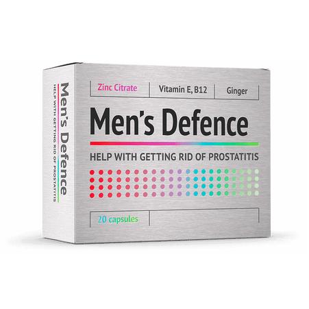 Men's Defence pastile - ingrediente, compoziţie, cum să o ia, cum functioneazã, prospect, pareri, forum, preț, de unde să cumperi, farmacie, comanda, catena - România