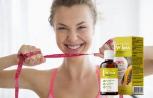 W-Loss picături, ingrediente, compoziţie, cum să o folosești, cum functioneazã, efecte secundare, prospect
