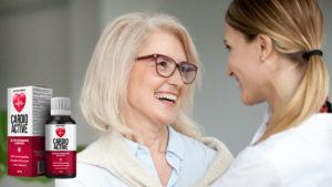 CardioActive picături, ingrediente, compoziţie, cum să o folosești, cum functioneazã, efecte secundare, prospect