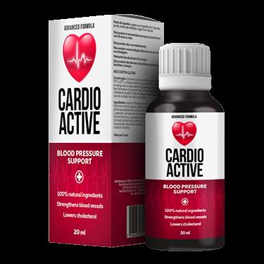 CardioActive picături - pareri, pret, ingrediente, prospect, forum, farmacie, comanda, catena – România