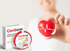 Cardione capsule, ingrediente, compoziţie, cum să o ia, cum functioneazã, efecte secundare, prospect
